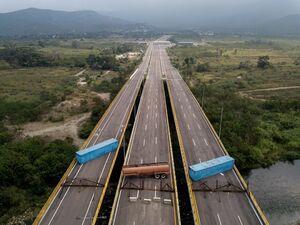 مسیر ورود آمریکاییها به ونزوئلا مسدود شد