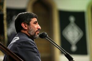 فیلم/ مداحی حاج مهدی سلحشور در محضر رهبر انقلاب