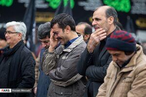 عکس/ عزاداری شهادت حضرت فاطمه در میدان هفت تیر