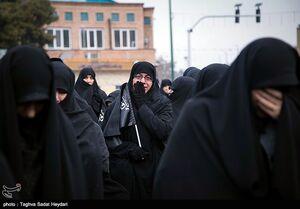 عکس/ اجتماع بانوان فاطمی در حرم عبدالعظیم حسنی