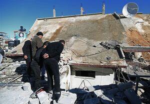 تداوم تخریب منازل فلسطینی در کرانه باختری