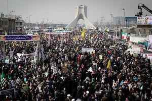 تمهیدات ترافیکی راهپیمایی ۲۲ بهمن اعلام شد
