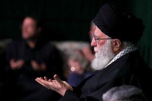 دعای رهبر انقلاب در پایان مراسم عزاداری فاطمیه: پروردگارا این ملت را بر دشمنانش پیروز کن +صوت