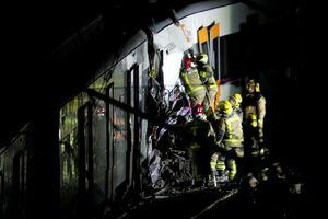 عکس/ برخورد خونین دو قطار مسافربری