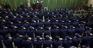 توضیح آیتالله علمالهدی درباره عکس از جلسه با افسران نیروی هوایی