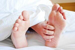 سلامت نمایه سندروم پای بیقرار