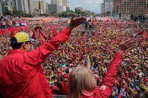 کمکهای آمریکا به ونزوئلا دروغ از آب درآمد