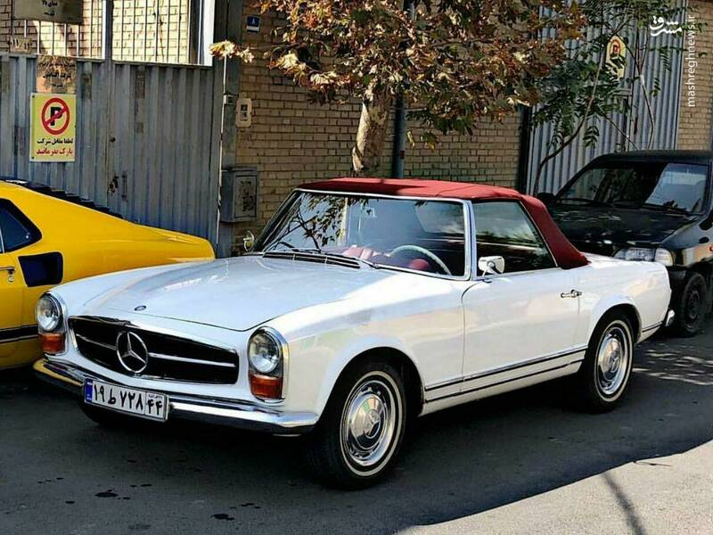 Mercedes Benz 230SL
