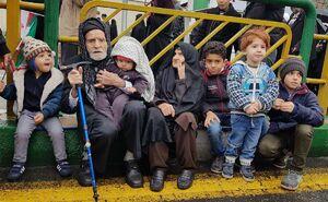 نسل دیروز و امروز در راهپیمایی 22 بهمن +عکس