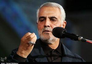 سرلشکر سلیمانی: دفاع از نظام و دین قابل تفکیک از هم نیست