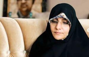 توصیه سیاسی همسر شهید هستهای به بانوان +فیلم