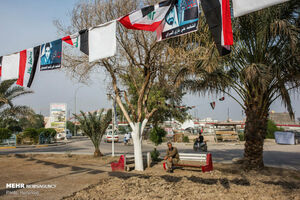 عکس/ مشکل آب آلوده در عراق