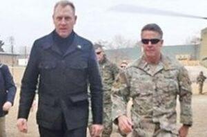 افشای هدف سفر جانشین وزیر دفاع آمریکا به بغداد