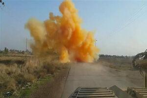 حمله شیمیایی
