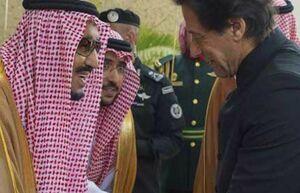 ولیعهد عربستان با وعده پول به پاکستان میرود