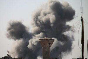 مقر فرانسویها در الرقه منفجر شد