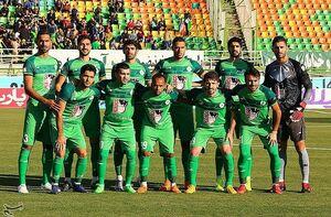 ترکیب تیم فوتبال ذوبآهن مقابل الکویت