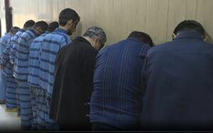 فیلم/ مصاحبه منتشرنشده از تروریستهای مسلح نیزارهای ماهشهر