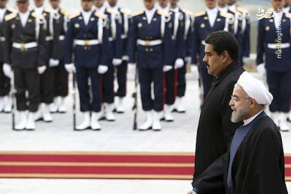 دو نقشه از یک اتاق جنگ: چرا برنامه آمریکا برای ونزوئلا در ایران جواب نداد؟ + نمودار
