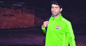مدافع تیم ملی فوتبال عراق بازداشت شد