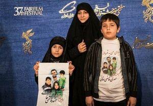 دست نوشته رهبر انقلاب برای مهمانان متفاوت جشنواره فجر +عکس