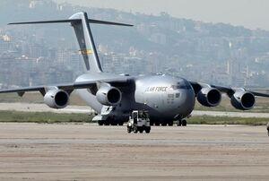 هواپیمای نظامی آمریکا