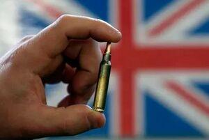 تسلیحات انگلیس