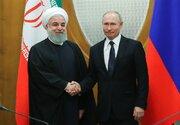 روحانی: از سرمایهگذاری شرکتهای روسی در ایران استقبال میکنیم/ پوتین: روسیه با قدرت از حفظ برجام حمایت میکند