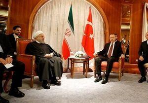 روحانی به اردوغان در سوچی گفت؟