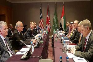 بیانیه انگلیس، آمریکا، امارات و عربستان علیه ایران و انصاراللّه