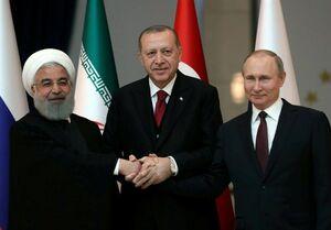 نشست سه جانبه روحانی، اردوغان و پوتین در سوچی آغاز شد