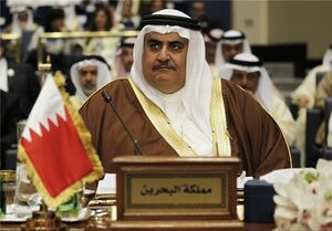 حمله شدیداللحن وزیرخارجه بحرین به قطر و ترکیه