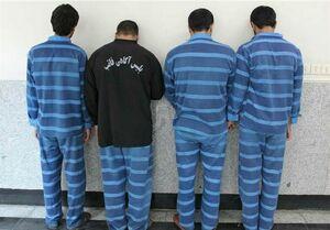 خودکشی رئیس باند سرقت حین بازداشت +عکس