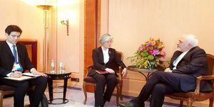 عکس/ دیدار وزیر خارجه کره جنوبی با ظریف