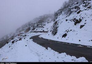 طبیعت زیبای زمستانی اشکورات گیلان