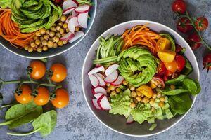 سلامت نمایه گیاهخواری