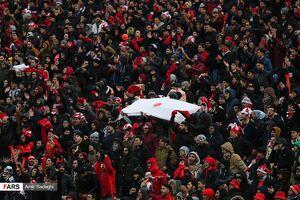 آوازه هواداران پرشور تراکتورسازی به AFC هم رسید +عکس