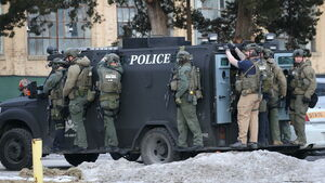 عکس/ تیراندازی مرگبار در شیکاگو