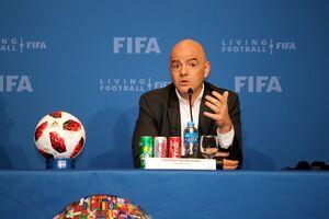 ۴۸ تیمی شدن جام جهانی ۲۰۲۲ امکان دارد