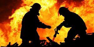 جزئیات آتشسوزی در خیابان جمهوری