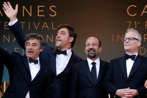 فیلم/ از شرایط جایزه گرفتن در جشنواره کَن