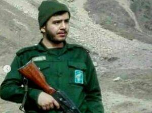 دستنوشته شهید حادثه زاهدان برای رفیقش +عکس