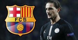 توافق نهایی بارسلونا با هافبک پاریسن ژرمن