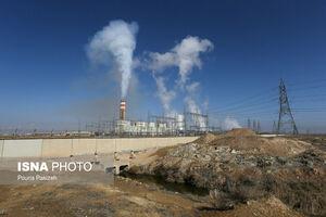 عکس/ نیروگاهی که آب، خاک و هوا را میبلعد!
