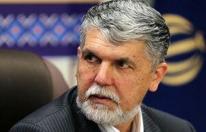 وزیر ارشاد: این لاشهها بیرق فتح نیست