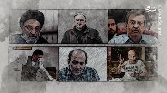 ستون پنجم برای سوریه کردن ایران چه کسانی هستند؟