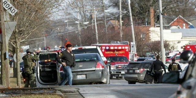 تیراندازی مرگبار در آمریکا ۵ کشته بر جای گذاشت/۵ افسر پلیس مجروح شدند