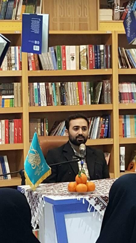 جشن امضای کتاب نخل و نارنج - وحید یامین پور