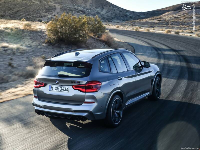 BMW X3 M Competition (2020)