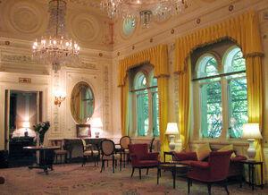 عکس/ دفتر مُجلل سفیر انگلیس در تهران